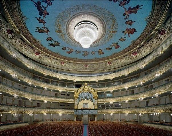 Театры Петербурга