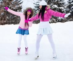 figure-skates